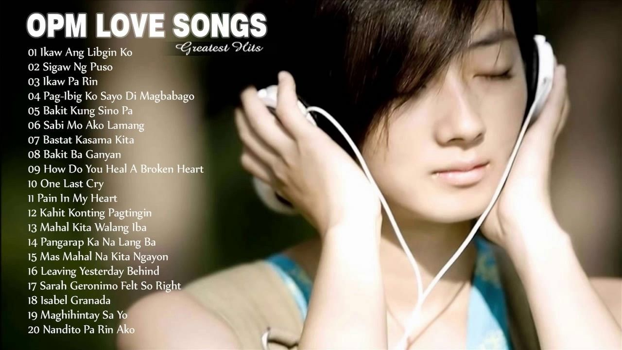 OPM Nonstop Love Songs 2017 Best OPM Tagalog Love Songs