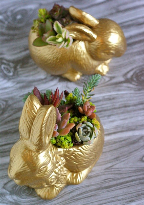 30 beautiful easter decorating ideas - Easter Decorating Ideas