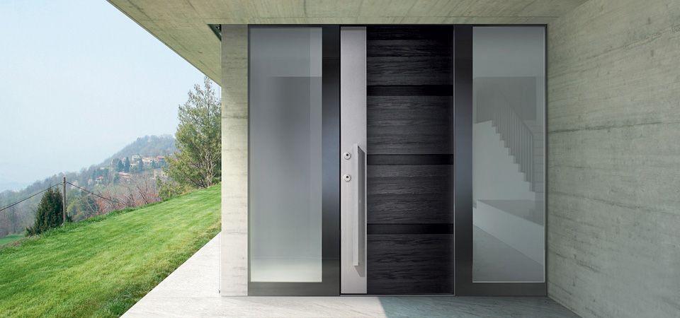Modern Front Door modern front door | doors | pinterest | front doors, doors and