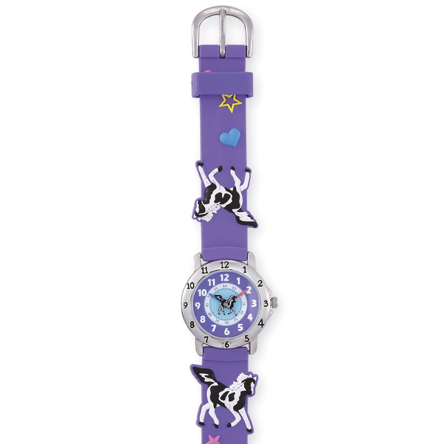 Kids Horse Watch - Western Wear, Equestrian Inspired Clothing, Jewelry, Home Décor, Gifts
