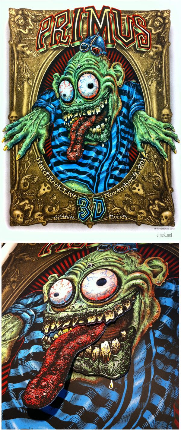 Primus Poster Series - zoltron | Posters | Pinterest