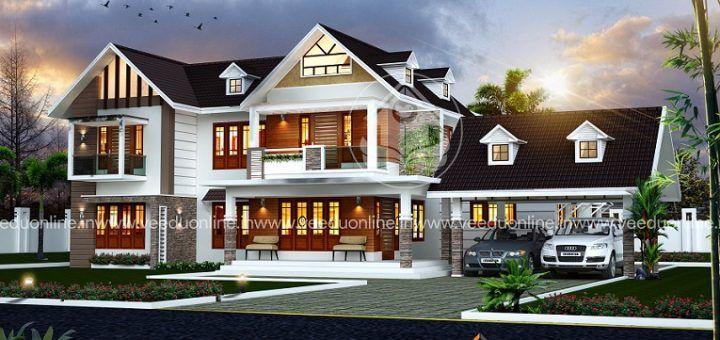Kerala Home Designs & Free