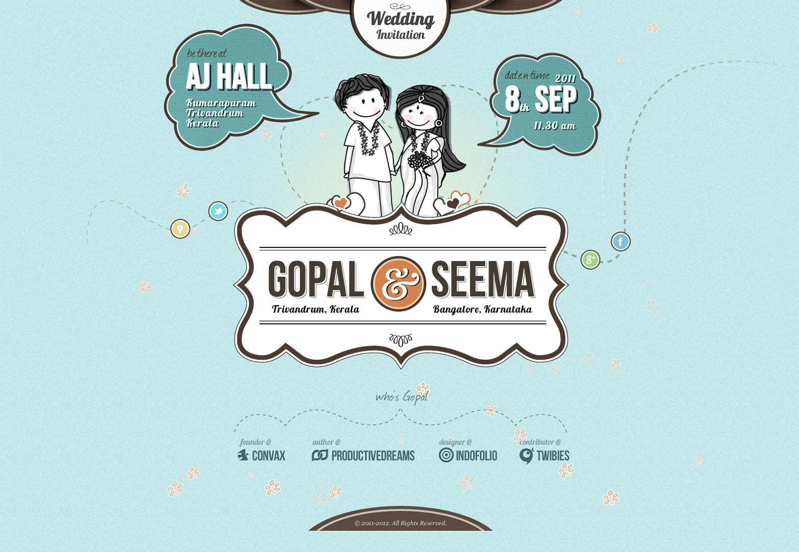 best wedding websites - HD1564×1080