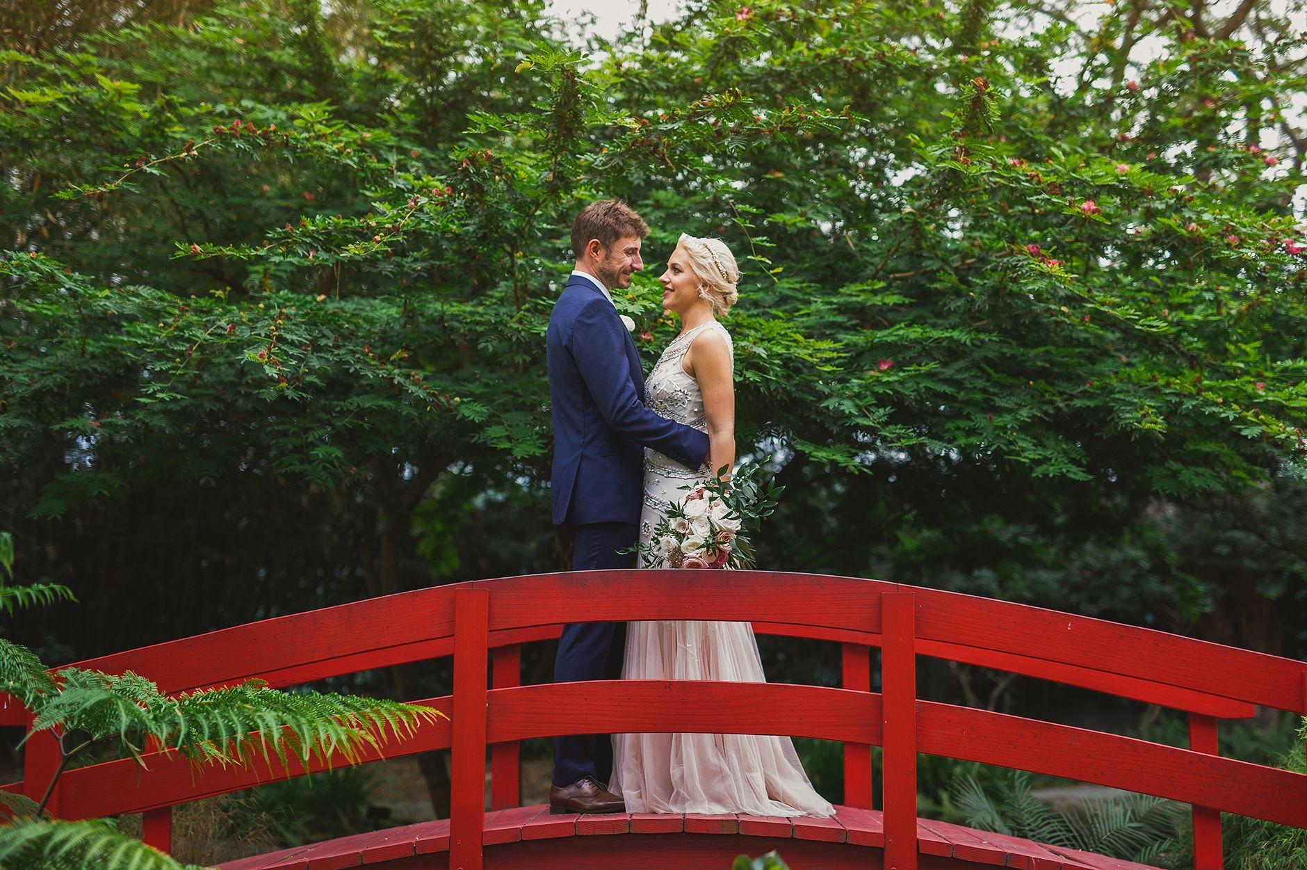 miami beach botanical garden wedding photos w miami