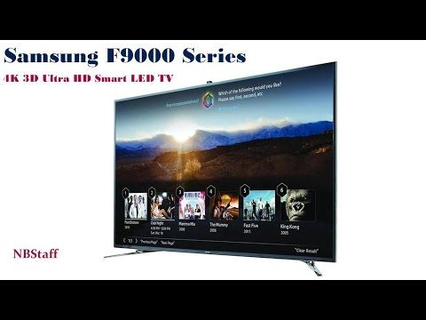 Top Rated Samsung F9000 Series 4k Led Smart Tv Samsung 3d 4k Uhd