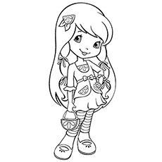 Top 20 Free Printable Strawberry Shortcake Coloring Pages Online Strawberry Shortcake Coloring Pages Cartoon Coloring Pages Coloring Pages