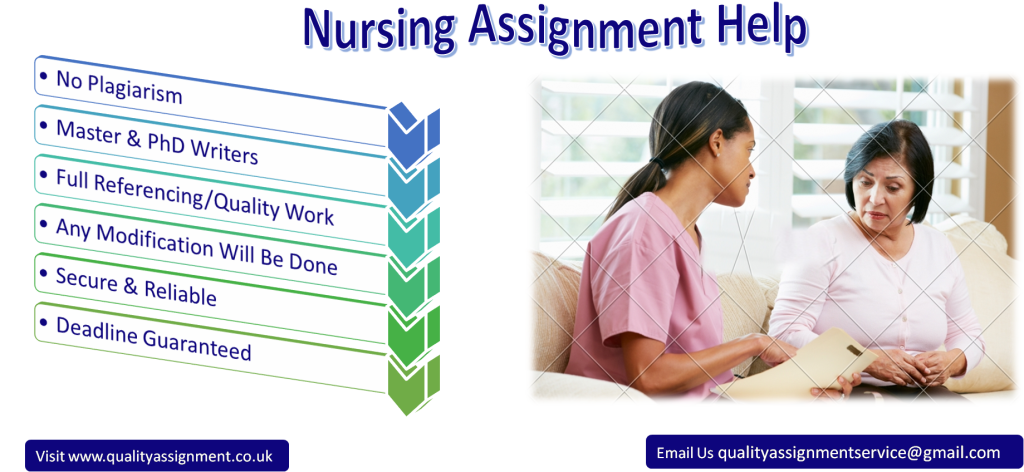 Nursing Assignment Help by top London and UK Writers