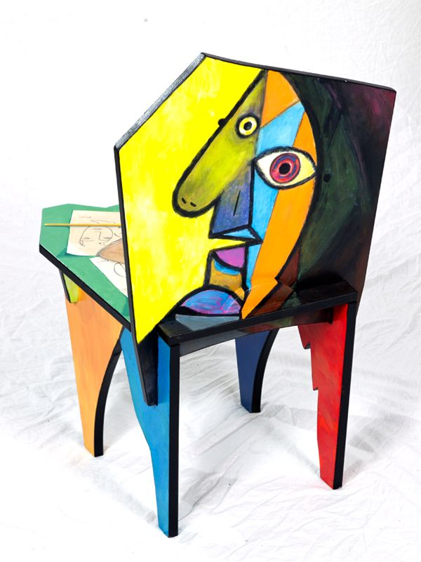 CHAIR ITY: Wild And Crazy Chairs! | Recent Work | Lausch .