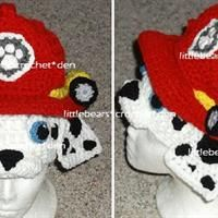 CUSTOM CROCHETED Boutique CAILLOU Beanie Hat - ShopHandmade