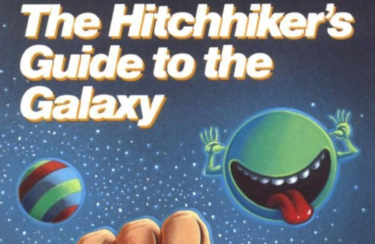 The Hitchhiker's Guide to the Galaxy Is Returning to the