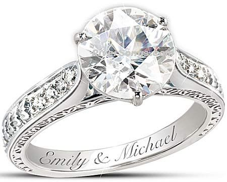 cheap promise rings under couples promise rings under 100 dollars riversongs for her girlfriends - Cheap Wedding Rings Under 100