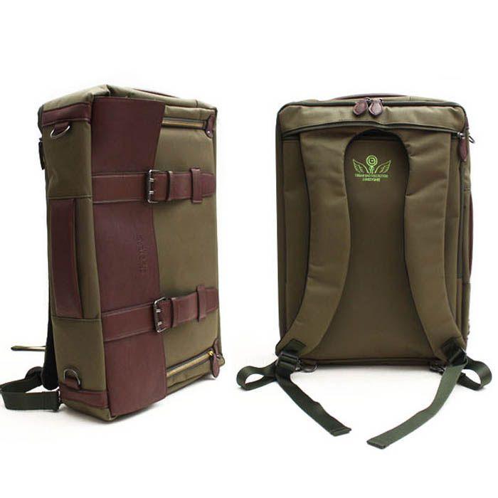 17 Laptop Backpack 3 Way Bag Messenger 618 13