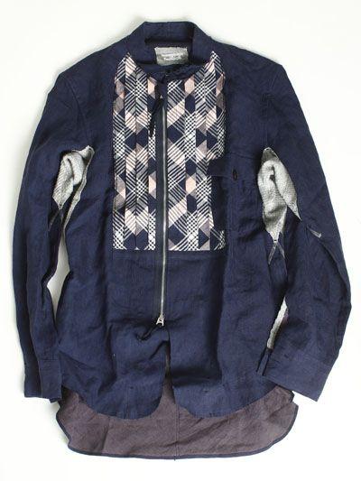 Takahiro Miyashita The Soloist S/S 2012 new cowboy shirt