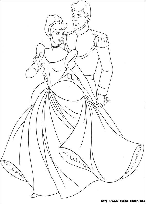 Aschenputtel Malvorlagen Cinderella Coloring Pages Princess Coloring Pages Disney Princess Coloring Pages