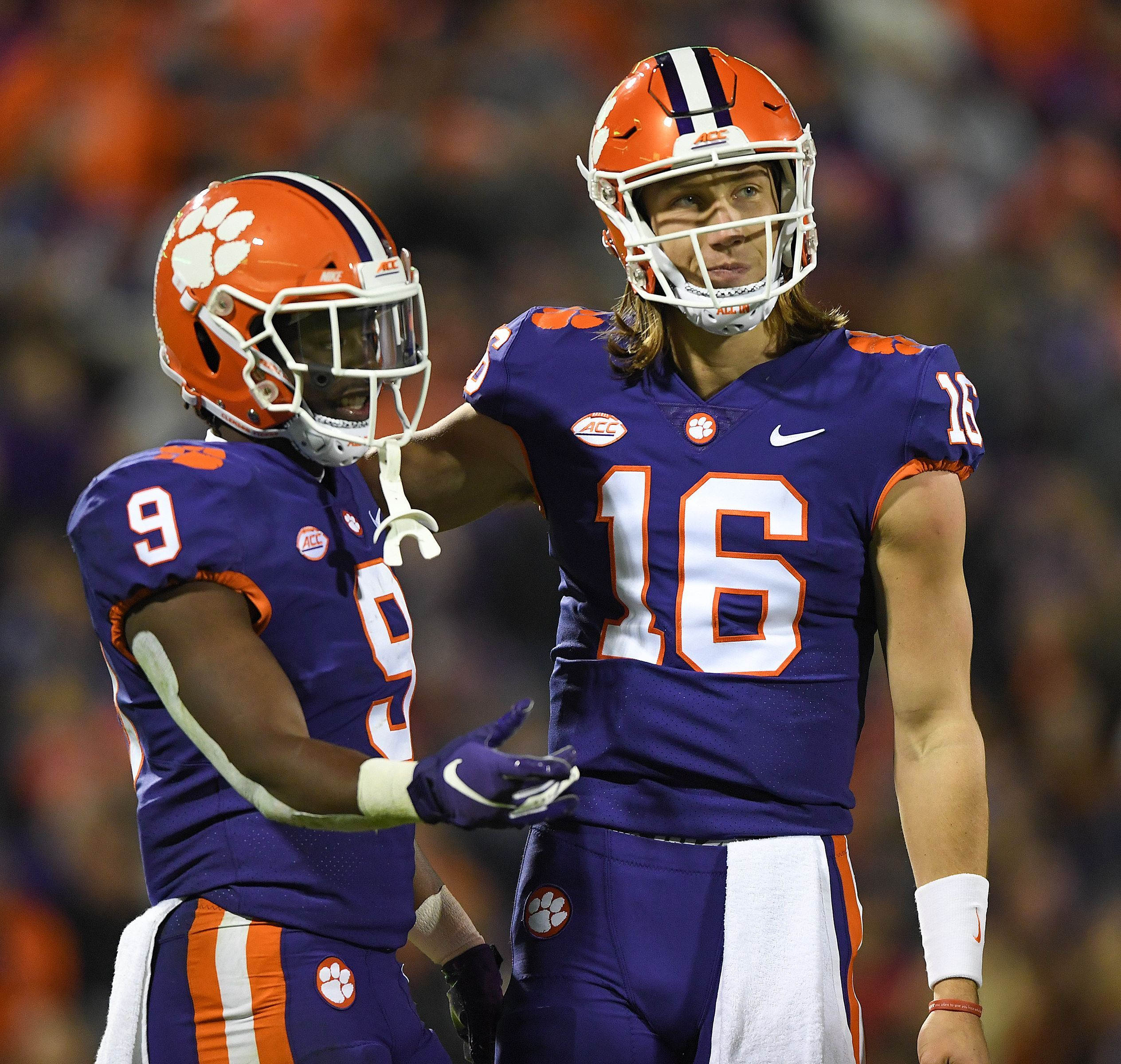 Better late than never Clemson shrugs off slow start to