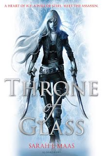 Book Review: Throne of Glass (Throne of Glass #1) by Sarah J. Maas ****