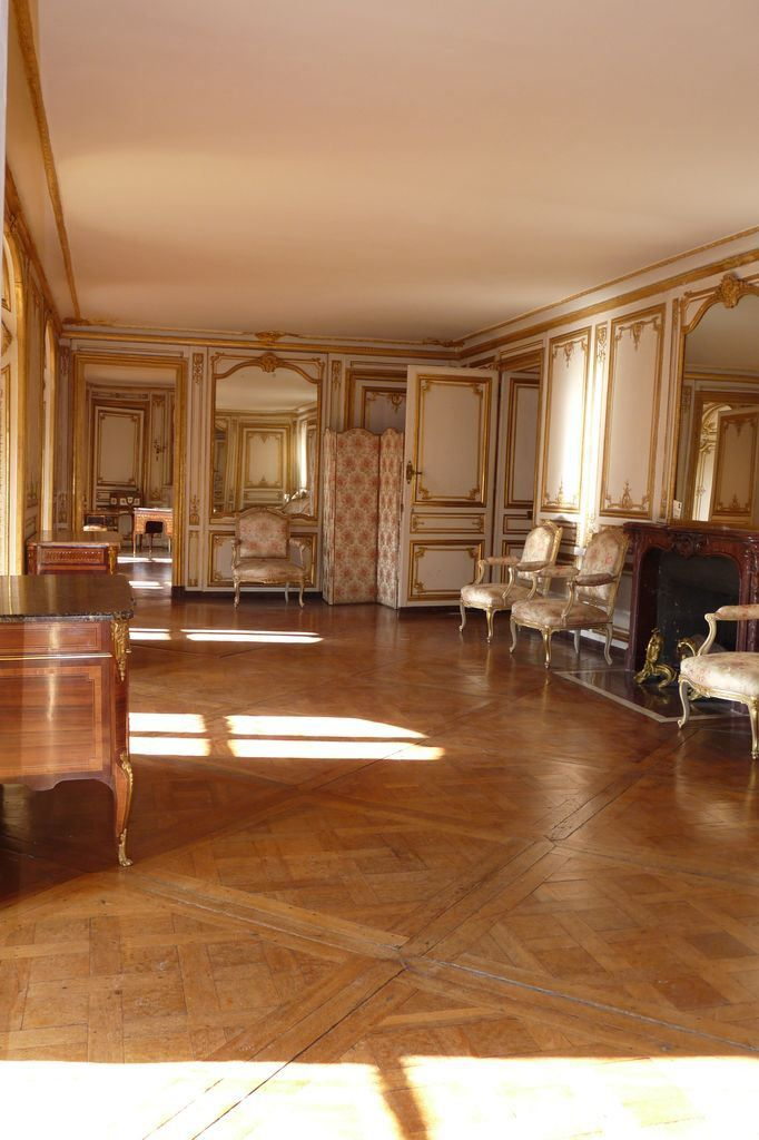 APPARTEMENT DE MADAME DUBARRY Madame du barry and Versailles