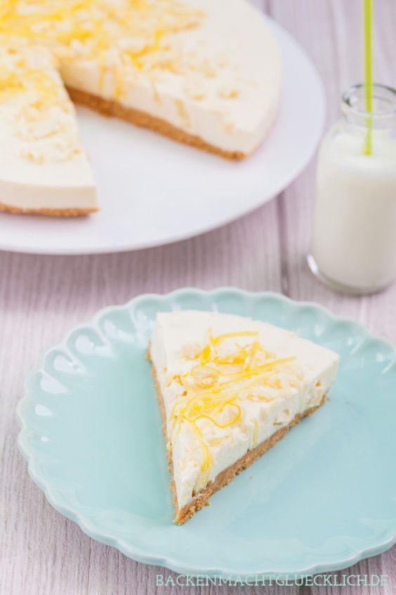Buttermilch Zitronentorte Rezept Sweets Pinterest Backen