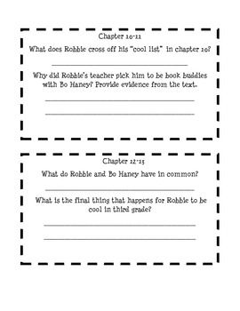 How To Be Cool In Third Grade Comprehension Booklet And Vo Comprehension Booklet Third Grade Comprehension Third Grade