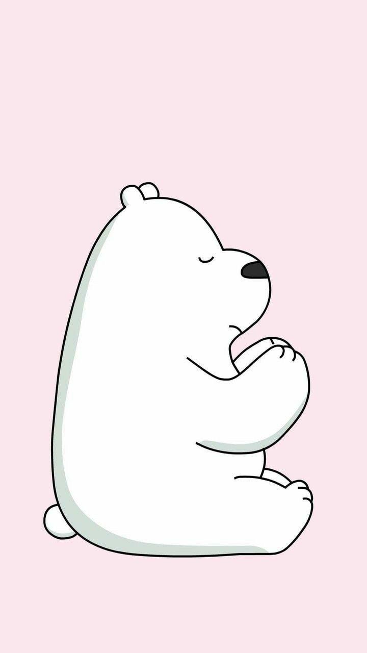 Silence Beruang Kutub Kartun Semuanya Lucu
