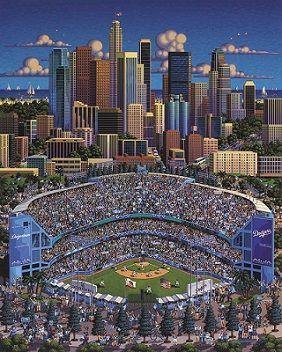 Dodger Stadium Dodger Stadium Lakers Stadium Los Angeles Dodgers