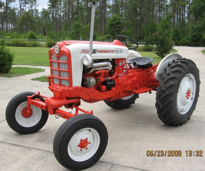 9n Ford Tractor For Sale: Tractors In The J Yard