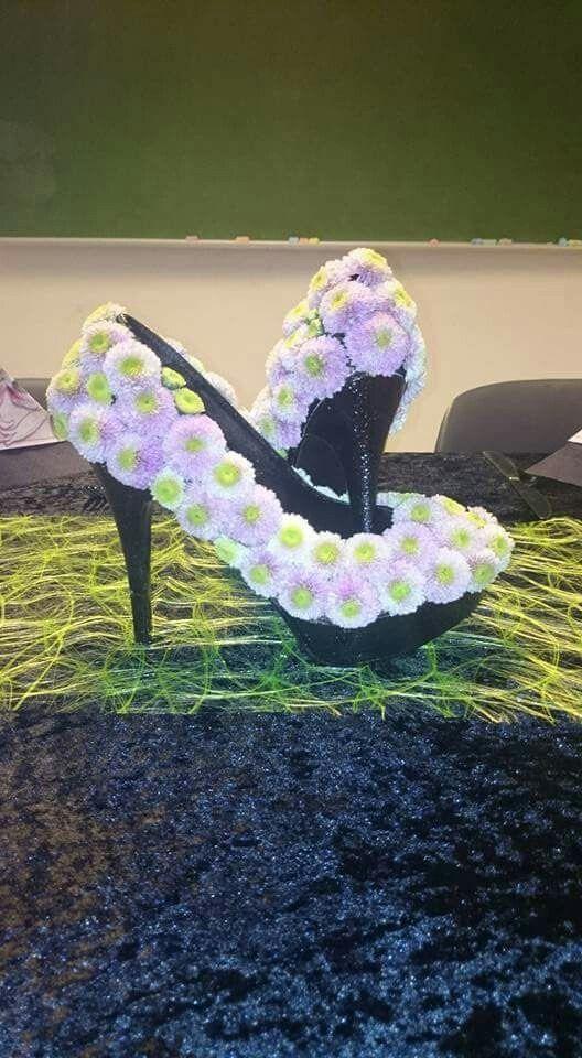 Blomster dekoration