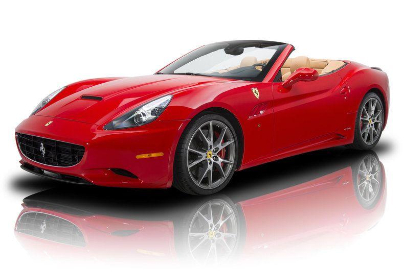 2010 Ferrari California For Sale Ferrari California Ferrari