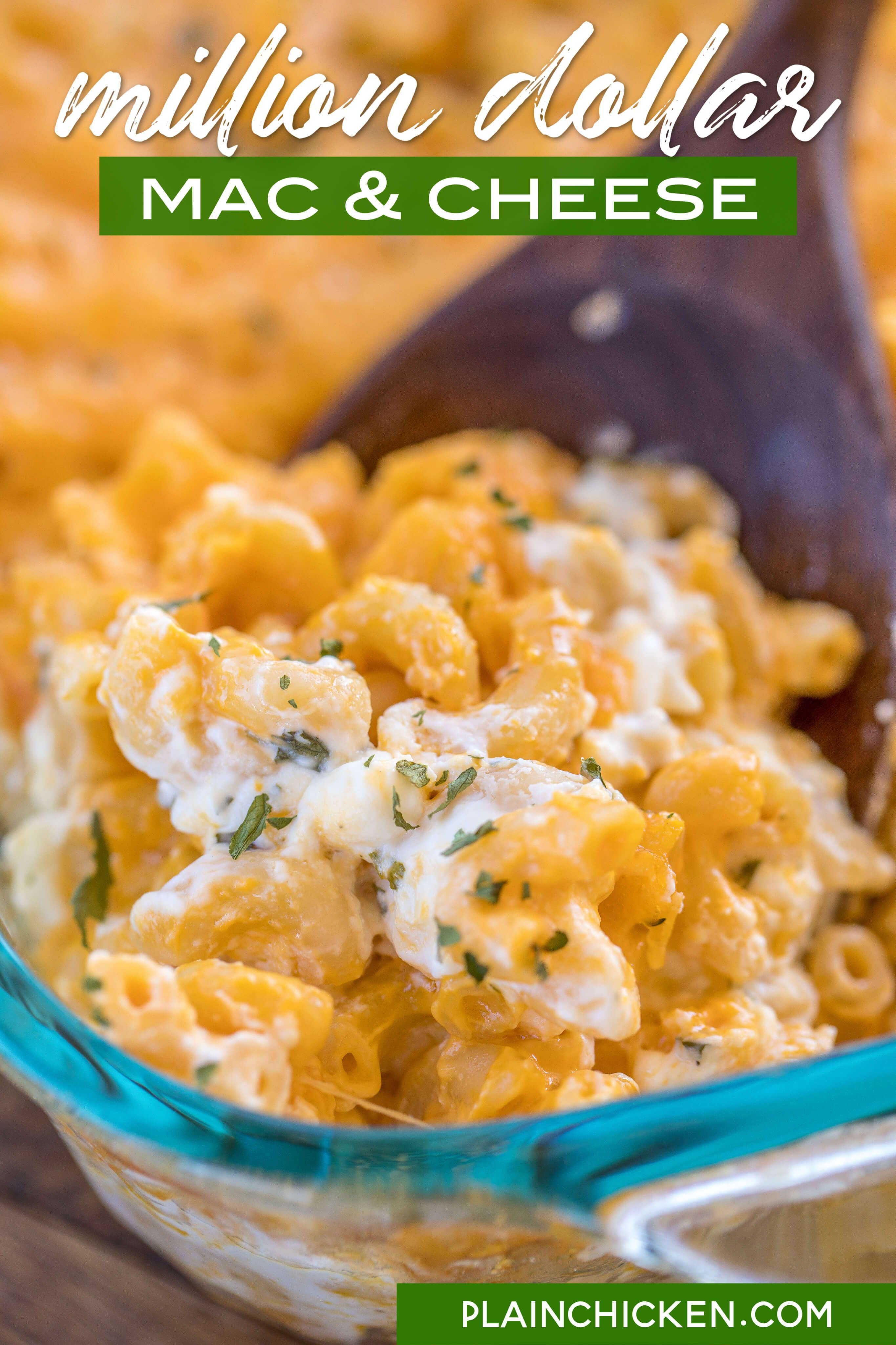 Million Dollar Mac Cheese In 2020 Mac And Cheese Recipes Cheese