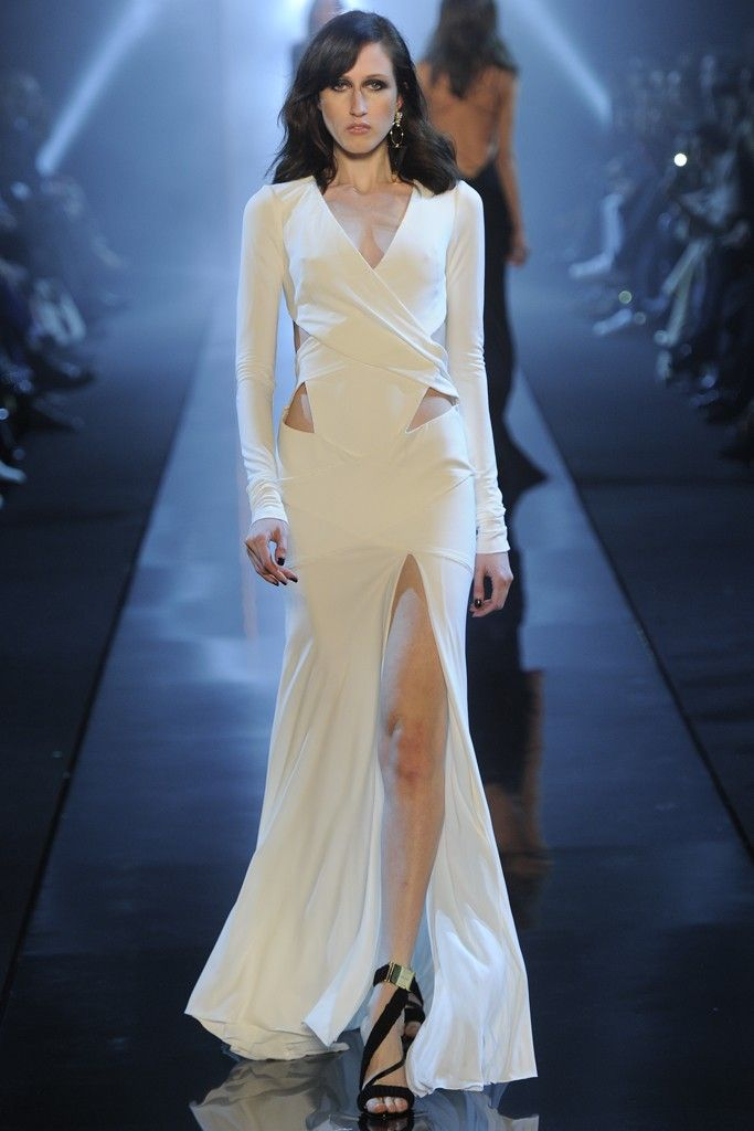 Alexandre Vauthier Couture Spring 2015
