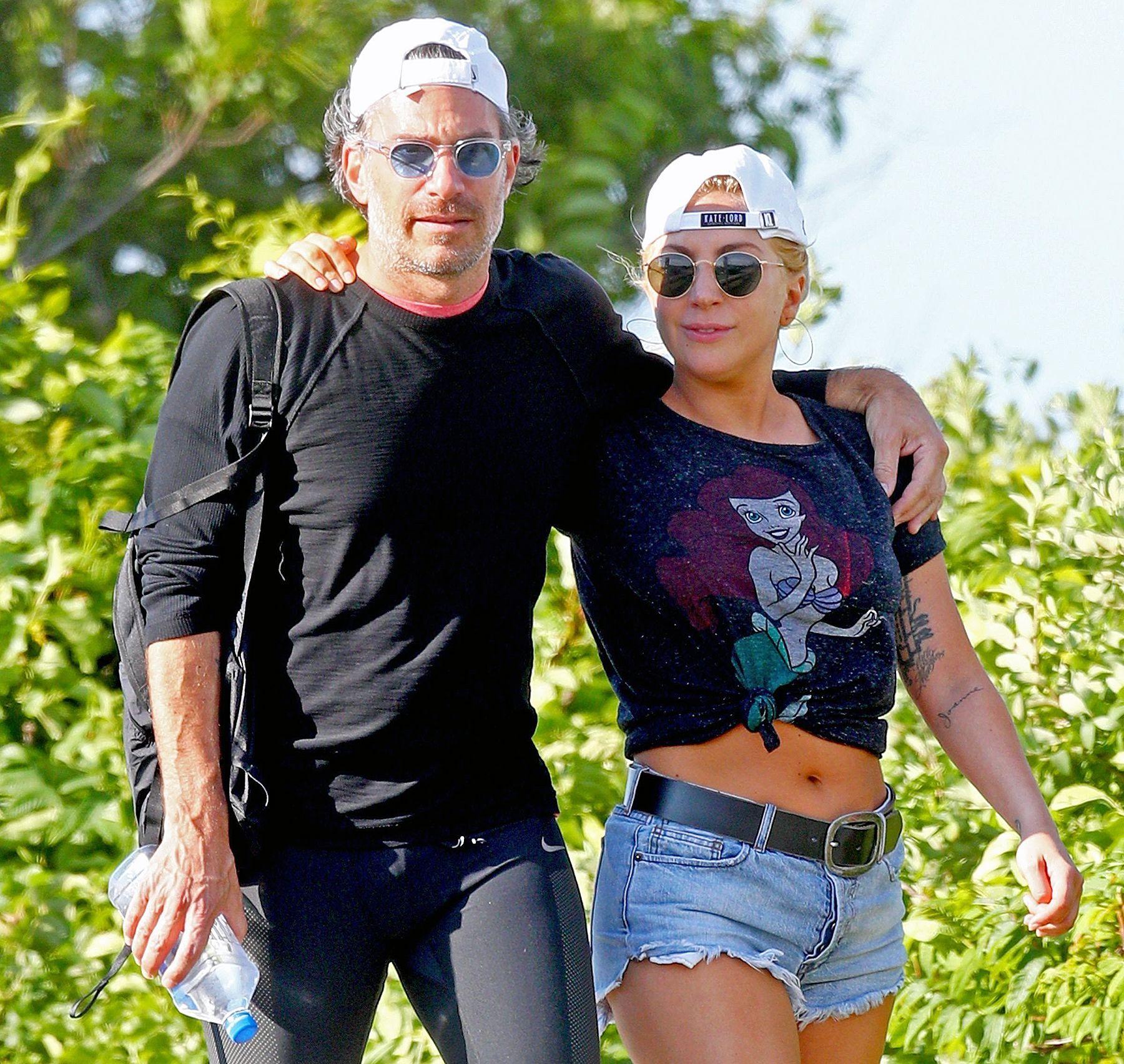Lady Gaga Is Engaged To Christian Carino Lady Gaga And Fiance Lady Gaga Lady