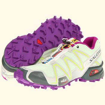 Women's Salomon Speedcross 3 shoes from the Salomon Arc