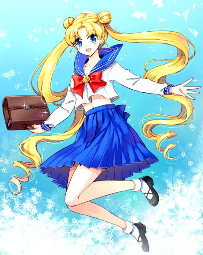 Serena Tsukino Bunny Tsukino Usagi Tsukino Usagi