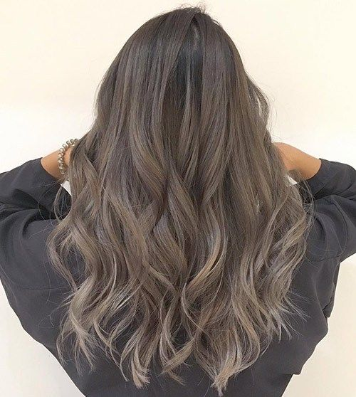 30 Suave Ash Brown Hair Shades Smokey Brown Dusty Brown And Silver Brown These Are Some Synonyms For Th Brown Hair Shades Ash Hair Color Ash Brown Hair Color
