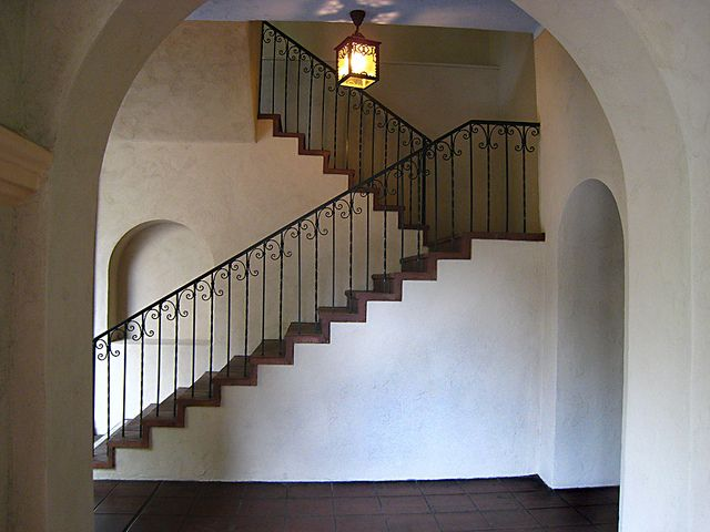 spanish staircase   Staircase, Stairs, Design