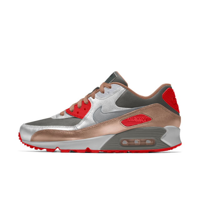 best service 03633 4f3bf Chaussure Nike Air Max 90 iD pour Homme | shoes