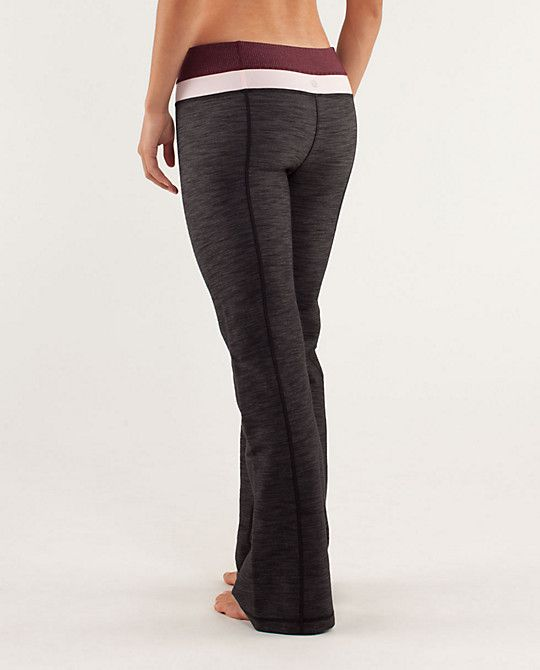 The Groove Pant™ Was The First Pair Of Yoga Pants That We