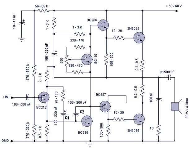 Pin By On Amplifier