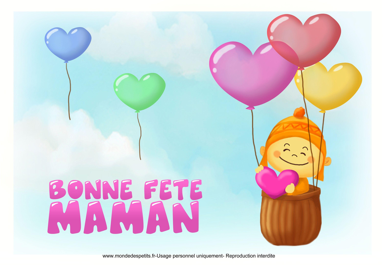 Carte Bonne Fete Maman Imprimer.13 Elegant Carte Bonne Fete Maman Imprimer Photograph