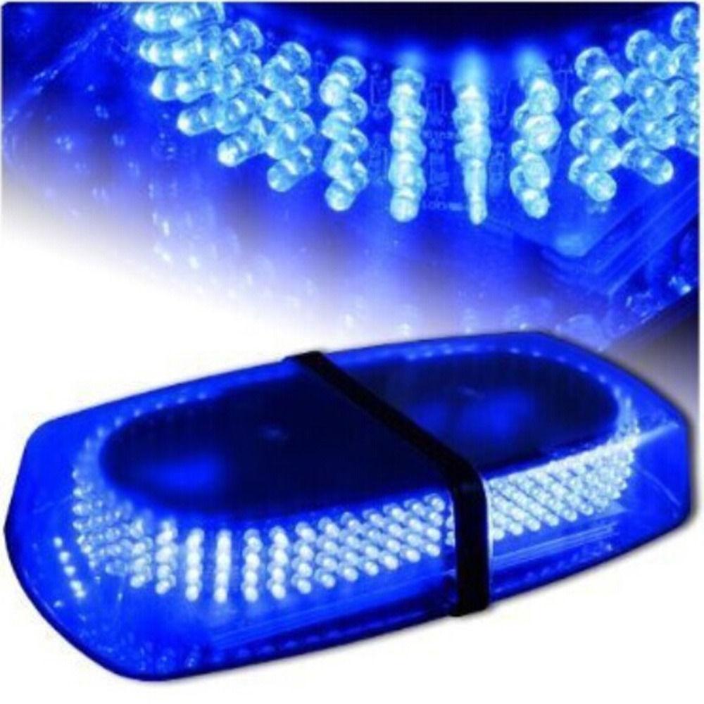 42.77$  Watch now - http://alixmq.shopchina.info/go.php?t=32755486162 - High Power 12V 36W 240 LEDs Blue Lighting Top Roof Car Emergency Light Beacon Police Warning Flashing Strobe Lightbar  #magazineonline