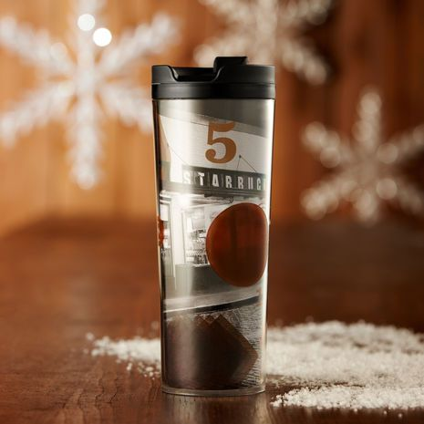 Starbucks: Buy a Coffee Refill Tumbler, Get Free Coffee Every Day In January!