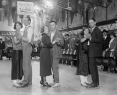 1920s dancing marathon