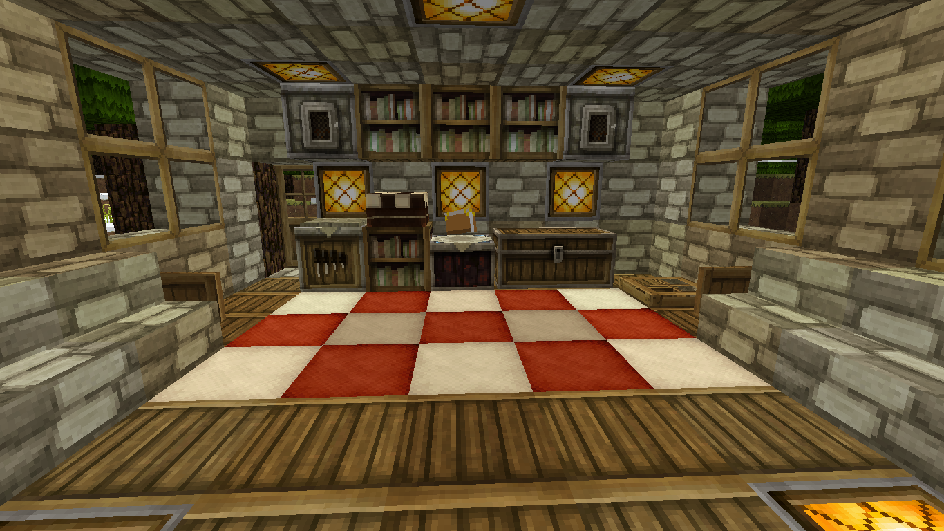 minecraft mansion inside - Google Search   Minecraft ...