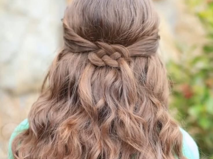 cute girls hairstyles - Google Search