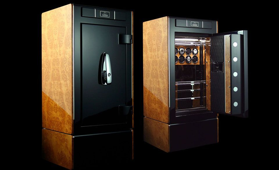 80dece29bc9 Luxury Safes don t exist only in dreams or movies