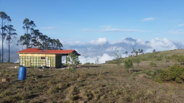 Couple's DIY Tiny House in Ecuador: $6,500 to Build