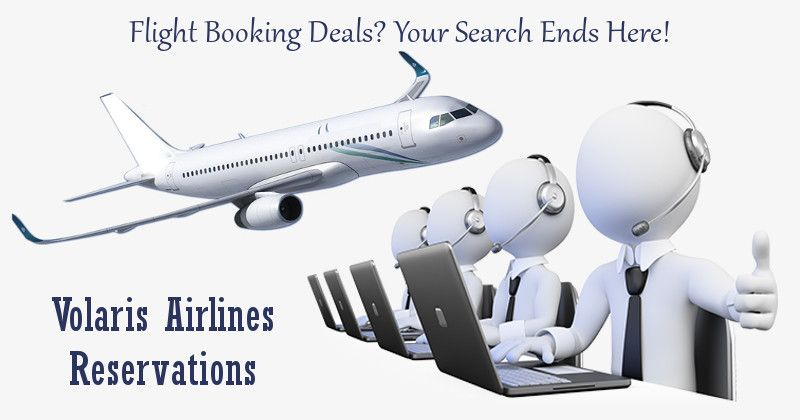 Dial the Volaris Airlines Reservations anytime for air