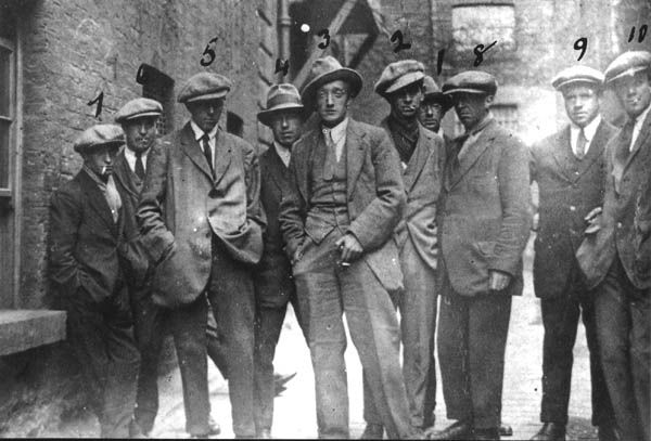 Mobsters 1920s