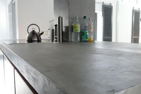 Beton Cire für Wände, Böden, Treppen, Arbeitsplatten | loft ...