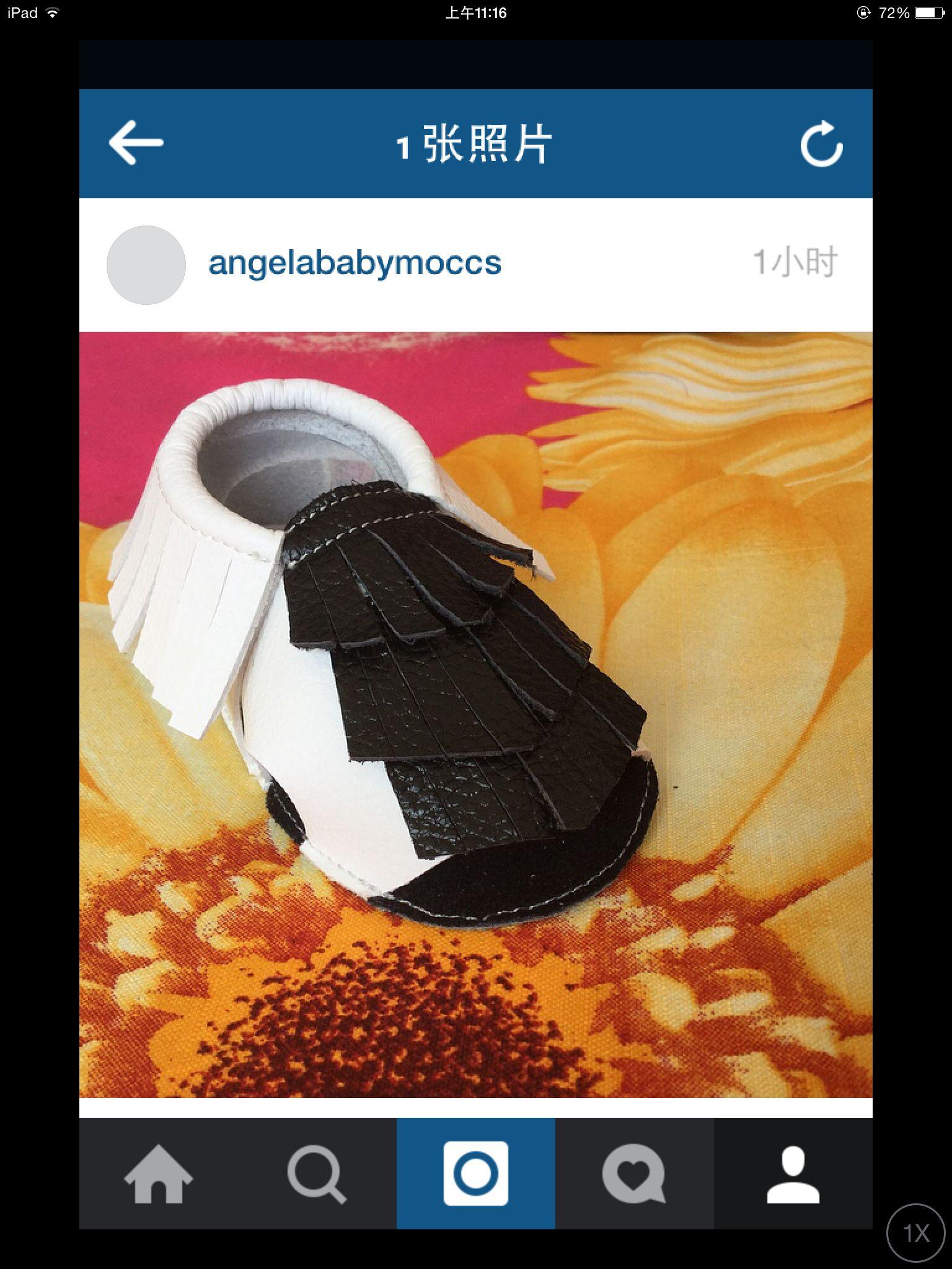 Sandals moccs $25